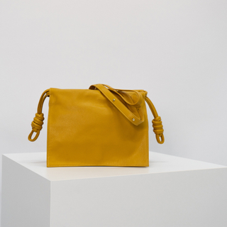 Eget drawstring in mustard