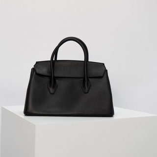 Dual look black work bag (without webbing)