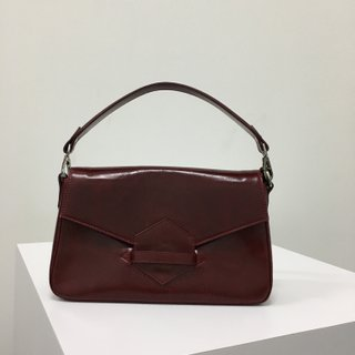 Occasione Multifunction Clutch in Burgundy