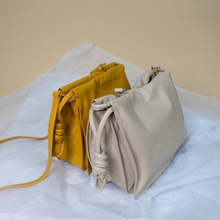 Eget drawstring in beige (1 left)